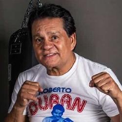Roberto Duran - Boxeur
