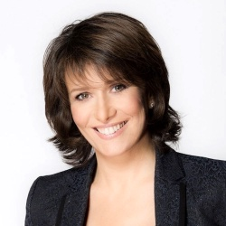 Carole Rousseau - Présentatrice
