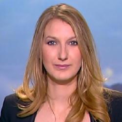 Amélie Carrouër - Présentatrice