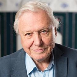 David Attenborough - Rédacteur en chef