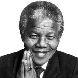 Nelson Mandela - Politique, Origine de l'oeuvre, Sujet