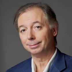 Philippe Chevallier - Présentateur