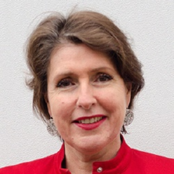 Arielle Boulin-Prat - Présentatrice