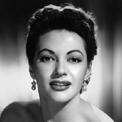 Yvonne De Carlo - Actrice