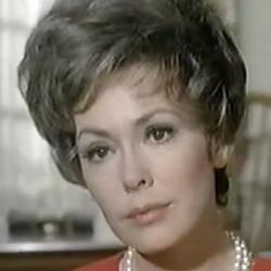 Barbara Rush - Actrice