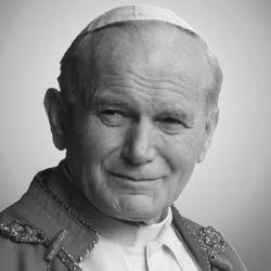 Jean-Paul II - Religieux