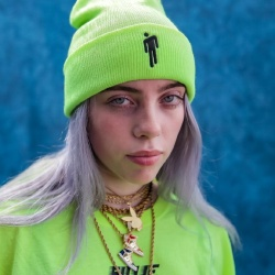 Billie Eilish - Chanteuse