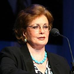 Jihane el-Sadate - Professeur