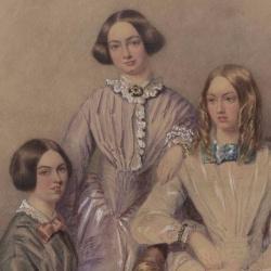 Soeurs Brontë - Poétesse