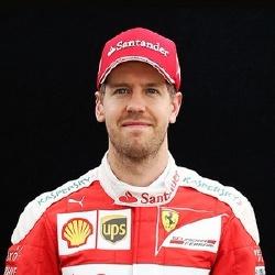 Sebastian Vettel - Pilote