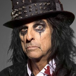Alice Cooper - Chanteur