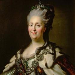 Catherine II de Russie - Monarque