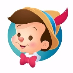 Pinocchio - Personnage d'animation