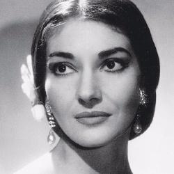 Maria Callas - Chanteuse