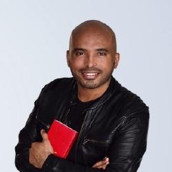 Ali Rebeihi - Présentateur