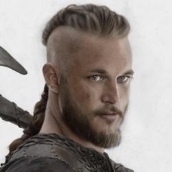 Ragnar Lodbrok - Personnalité historique