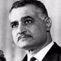 Gamal Abdel Nasser - Politique