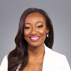 Rachelle Akuffo - Présentatrice