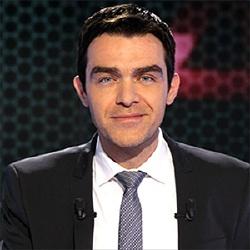 Grégory Galiffi - Présentateur