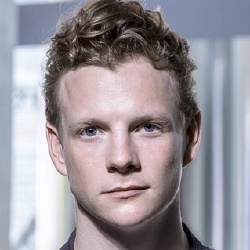 Patrick Gibson - Acteur