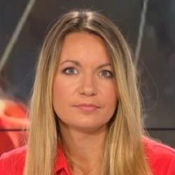 Perrine Storme - Présentatrice
