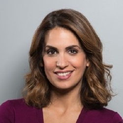 Sonia Mabrouk - Présentatrice