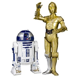 R2D2 et C3PO - Personnage de fiction