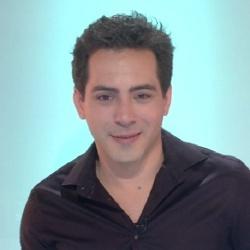 Guillaume Dorison - Présentateur