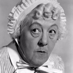 Margaret Rutherford - Actrice