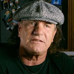 Brian Johnson - Chanteur
