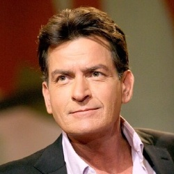 Charlie Sheen - Guest star