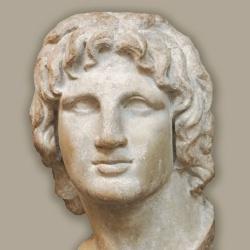 Alexandre le Grand - Roi