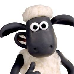 Shaun le mouton - Personnage d'animation