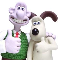 Wallace et Gromit - Personnage d'animation