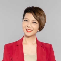 Tian Wei - Présentatrice