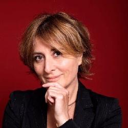 Patricia Fague - Présentatrice