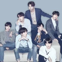 BTS - Groupe de Musique