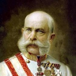 François-Joseph d'Autriche - Roi