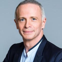 Samuel Etienne - Présentateur