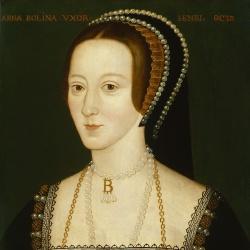 Anne Boleyn - Reine