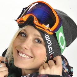 Anne-Flore Marxer - Snowboardeuse