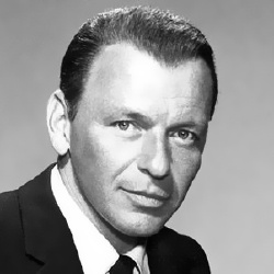 Frank Sinatra - Chanteur