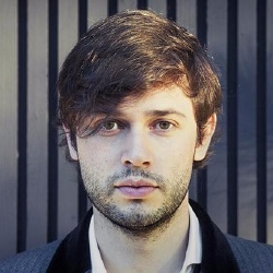 Maxime Pascal - Chef d'orchestre