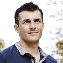 Cédric Gras - Auteur