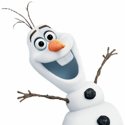 Olaf - Personnage d'animation