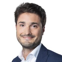 Nicolas Pagniez - Présentateur