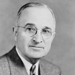 Harry S. Truman - Politique
