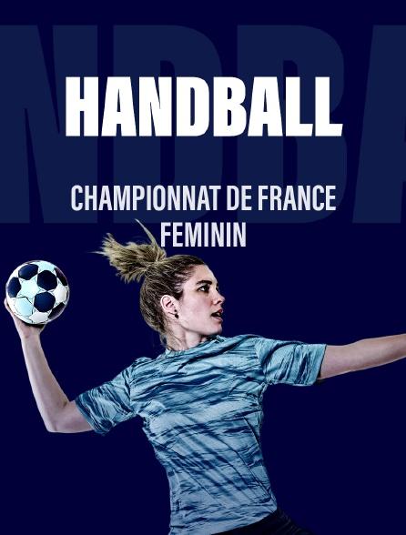 Handball : Championnat de France féminin