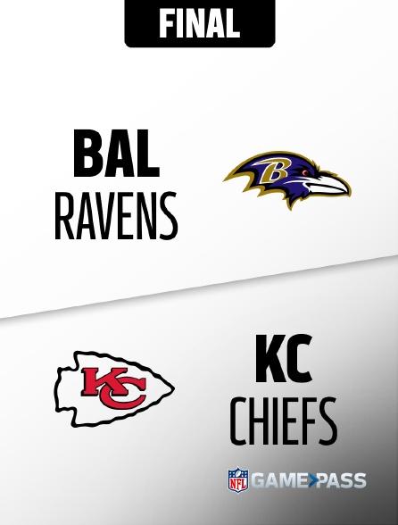 NFL 06 - Ravens - Chiefs en replay