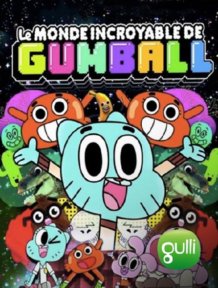Gulli - Le monde incroyable de Gumball